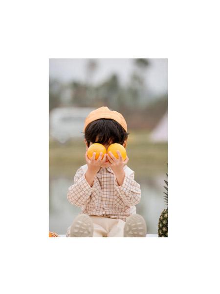 糖麦卡童装品牌2021春夏潮童绅士休闲装