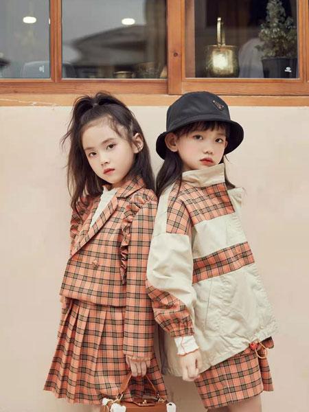 M童装品牌 甜蜜透视的色彩、可以甜美,也可以很酷