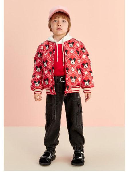 太平鸟童装Mini Peace童装品牌2021春夏长袖休闲外套