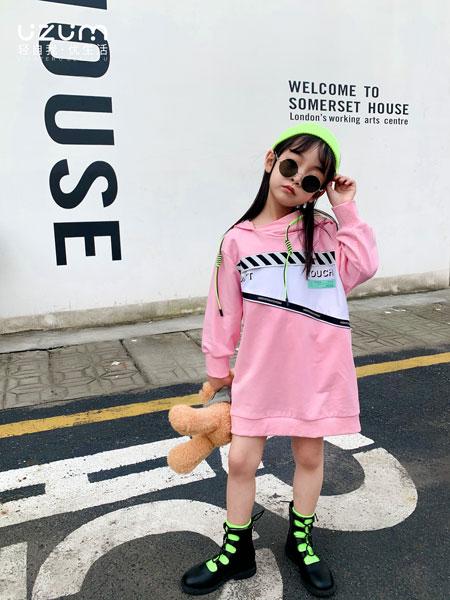 UZUM童装品牌2021春夏纯棉连体衣