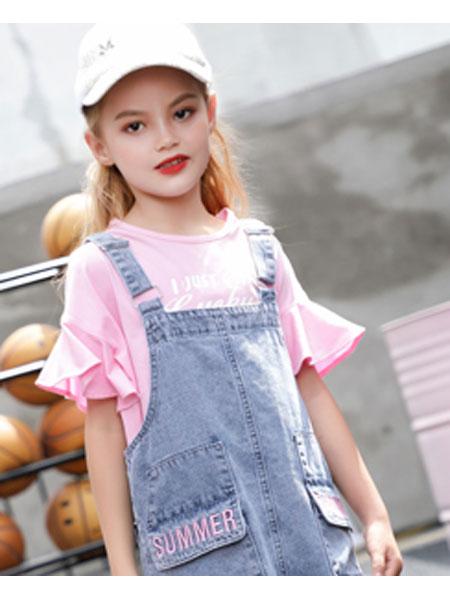 可趣可奇童装品牌2021春夏