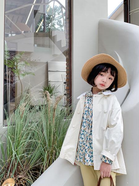 蒂萨纳D`sana童装品牌2021春夏衬衫外套