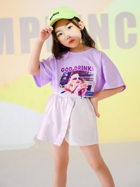 西瓜王子童装品牌2021春夏