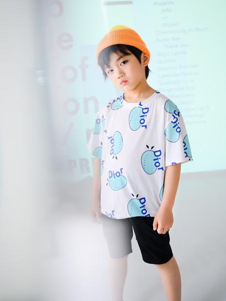 西瓜王子童装品牌2021春夏可爱
