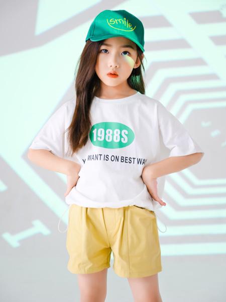 西瓜王子童装品牌2021春夏慵懒