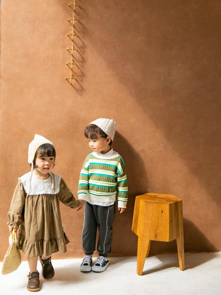 田果果童装品牌加盟优势多,发展空间开店支持力度大!