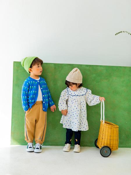 田果果童装品牌2021春夏学院