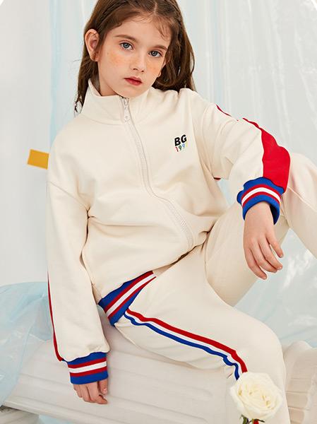 歌拉齐亚baby Graziella童装品牌2021春夏气质运动套装