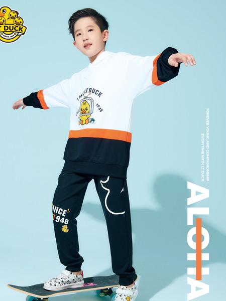 小黄鸭青少年童装品牌2021春夏