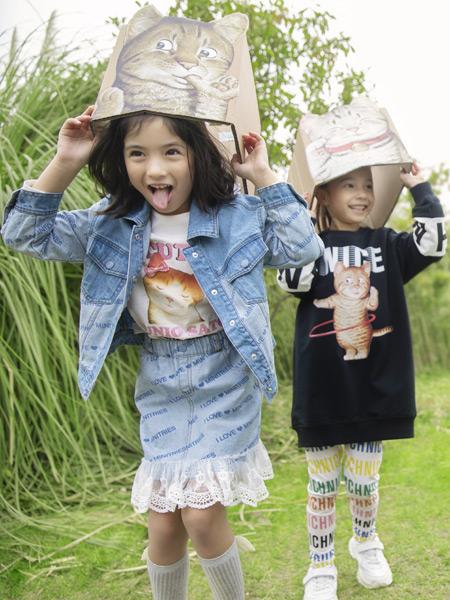 小才宝MT童装品牌2021春夏牛仔外套