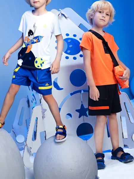 匹克PEAK KIDS童鞋品牌2021春夏防滑运动凉鞋