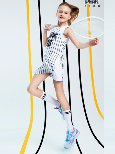 匹克PEAK KIDS童鞋品牌2021春夏护脚弹性运动鞋