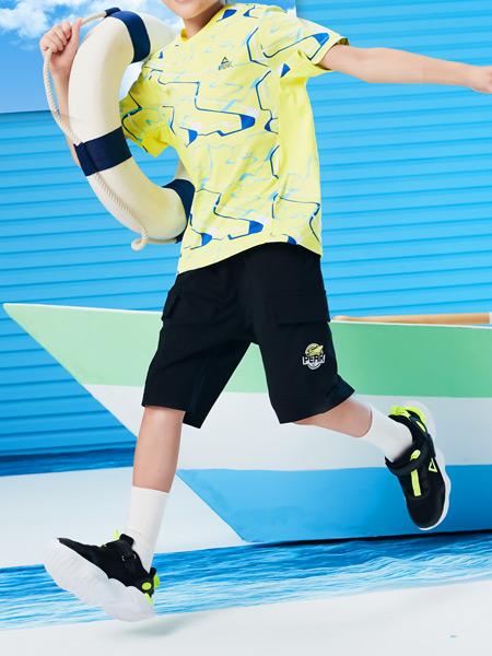 匹克PEAK KIDS童鞋品牌2021春夏弹性运动鞋