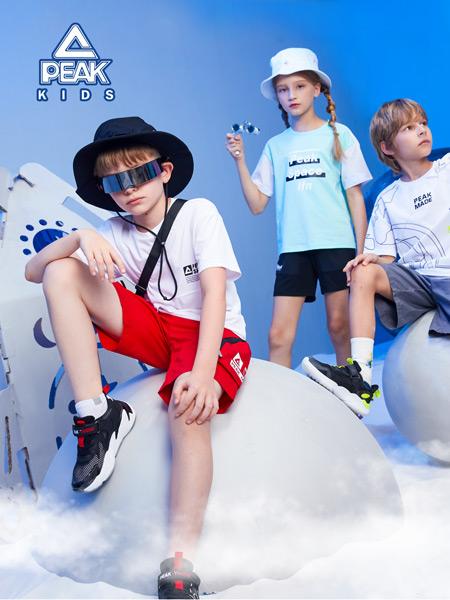 匹克PEAK KIDS童鞋品牌2021春夏透气弹性鞋