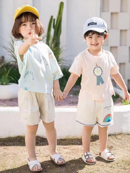 妙优童装品牌2021春夏休闲户外上衣