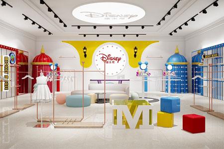 迪士尼Disney店铺展示