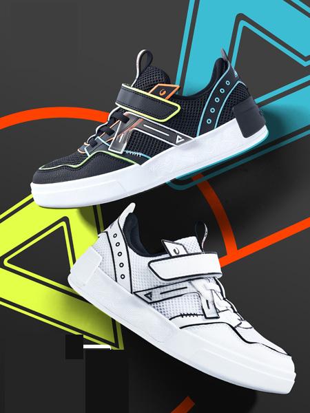 匹克儿童童鞋品牌2021春夏厚底运动鞋