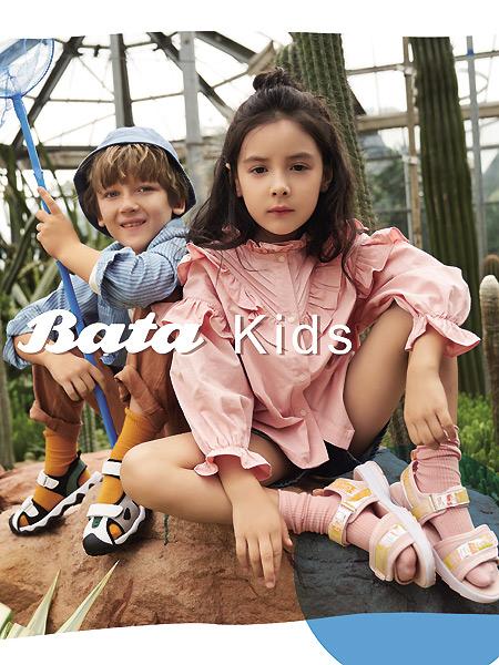 Bata童鞋童装品牌2021春夏透气凉鞋