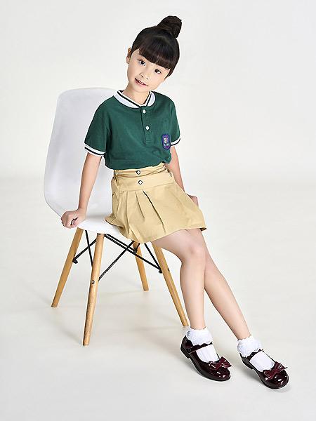 沙驰童鞋童鞋品牌2021春夏淑女皮鞋