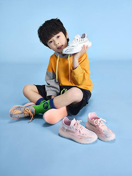 沙驰童鞋童鞋品牌2021春夏潮流时尚运动鞋