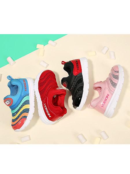 永高人童鞋品牌2021春夏透气多样式童鞋