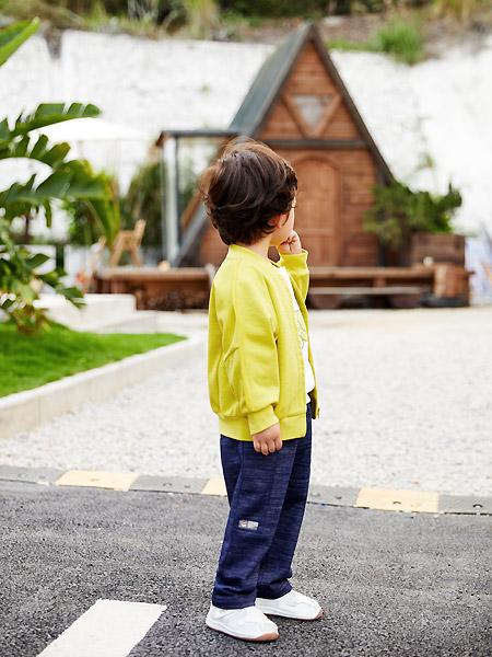 三木比迪童装品牌2021春夏休闲外套