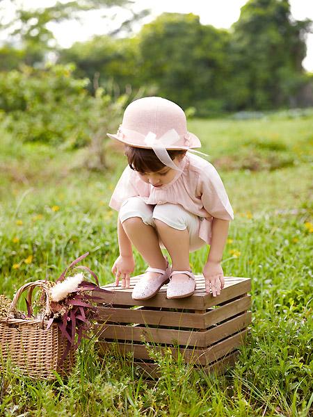 三木比迪童装品牌2021春夏休闲短款套装