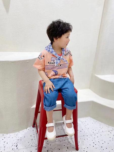 2021山西田佳禾儿童家居服童装品牌欢迎中