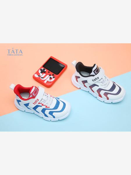 百丽动漫童鞋童鞋品牌2021夏季时尚潮流运动鞋