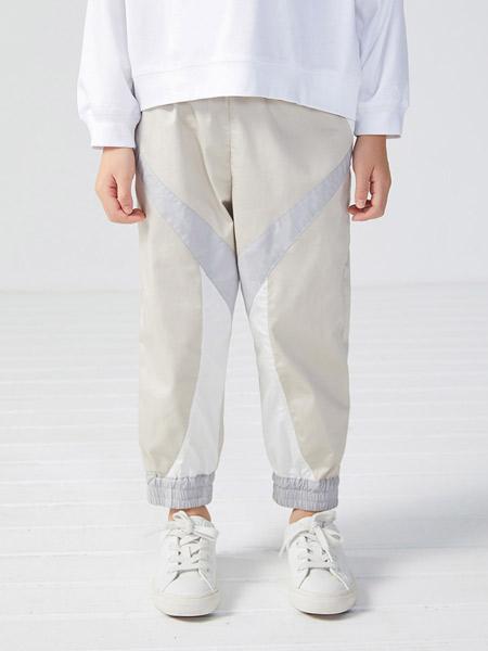 koalamoon /考拉和月亮童装品牌2021夏季运动潮流裤