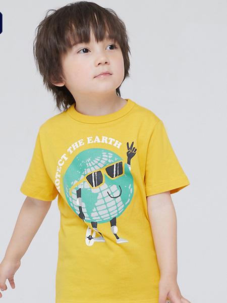 中�⒎��童�b品牌2021夏季中袖�A�IT恤