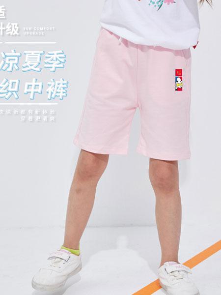 史努比/凯蒂猫/小叮当/迪士尼童装品牌2021夏季舒适薄款透气童装休闲短裤