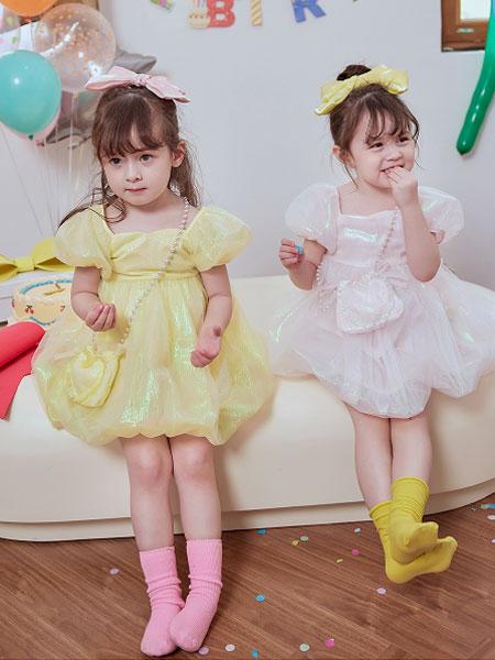蒙蒙摩米 Mes amis童装品牌加盟有什么好处呢?