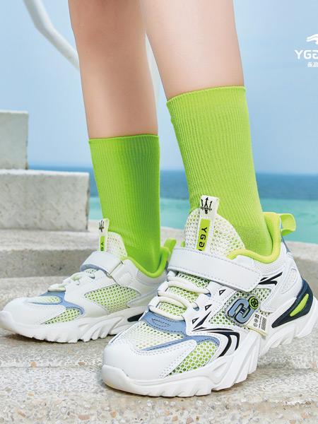 永高人童鞋品牌2021夏季新款网面童鞋