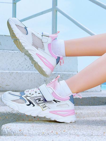 永高人童鞋品牌2021夏季运动童鞋女孩
