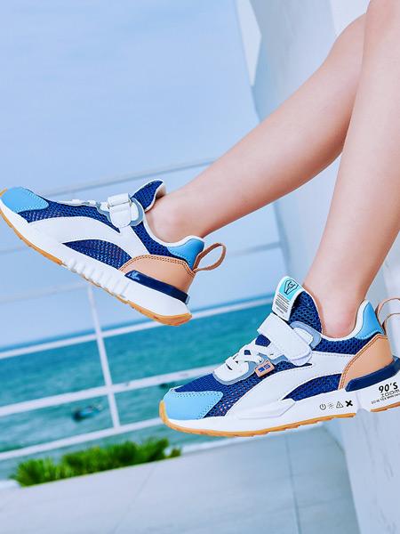 永高人童鞋品牌2021夏季百搭运动童鞋