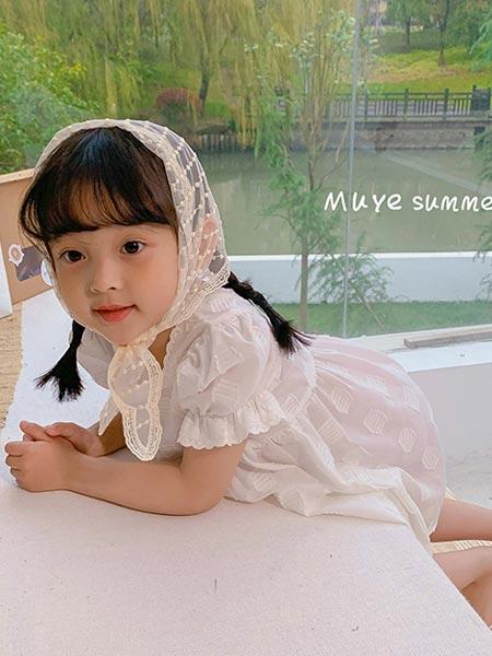 9厘米童装童装品牌2021夏季甜美小公主泡泡小白裙