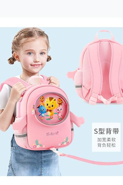 婴童用品男女童幼儿园书包