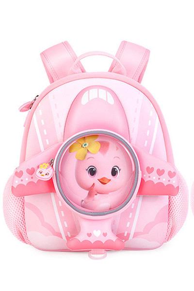 �胪�用品粉色小�u背包