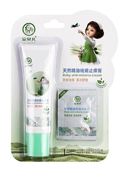 安馨诚品婴童用品30g天然精油祛痱止痒膏
