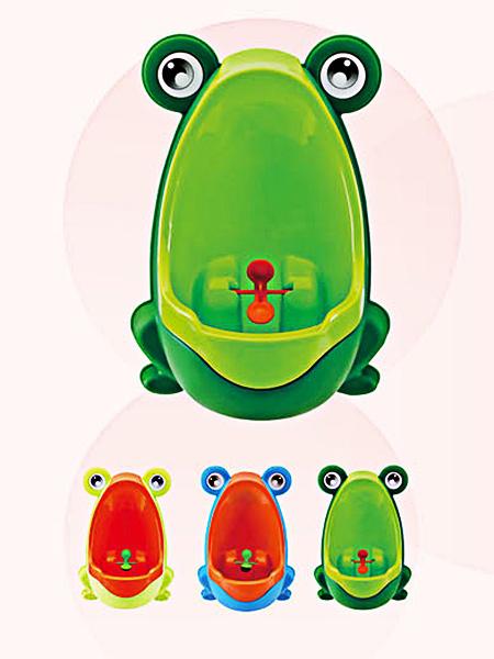 贝儿佳婴童用品青蛙小便斗