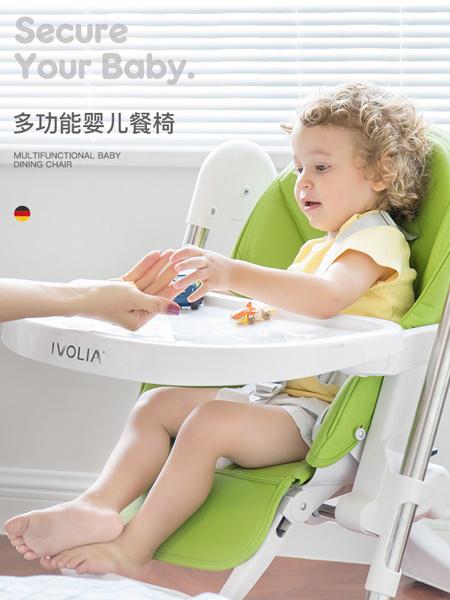 嘟萌贝婴童用品可调节角度折叠婴儿吃饭座椅子便携餐桌椅家用宝宝餐椅