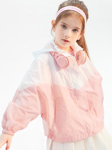 昕季雨童装品牌2021夏季休闲时尚外套