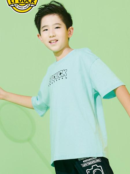 小�S��童�b品牌2021夏季�棉T恤
