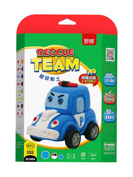 罗弗/Loufor婴童玩具救援小队