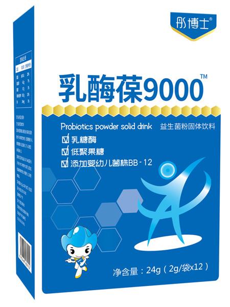 婴儿食品彤博士乳酶葆9000小盒