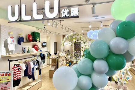 ULLU优露店铺展示