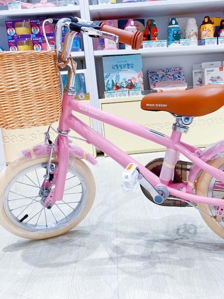海外秀�胪�玩具粉色小仙女自行�