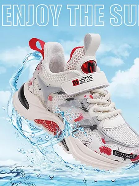机器猫童鞋品牌2021夏季冰爽夏日网鞋