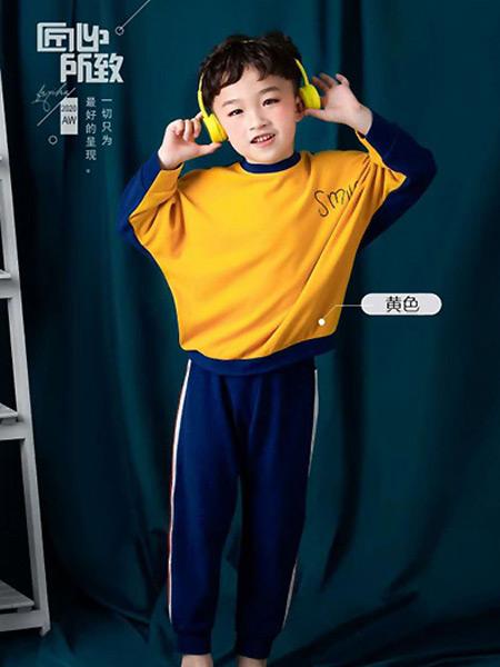 福也家童装品牌2021春夏潮流时尚家居服